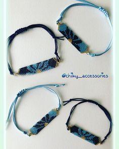 Loom Beading, Beading Patterns, Bead Crafts, Jewelry Crafts, Beaded Rings, Beaded Bracelets, Bead Embroidery Jewelry, Beaded Embroidery, Wire Jewelry