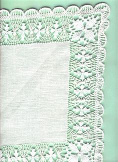 Calado Casa de los Balcones - RANDA   Flickr - Photo Sharing! Hardanger Embroidery, Embroidery Stitches, Hand Embroidery, Drawn Thread, Thread Work, Needle Lace, Table Arrangements, Lace Making, Vintage Crafts