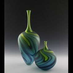Scott Gamble - #Glassart #artglass #artwork http://www.pinterest.com/TheHitman14/art-glasscrystal-%2B/