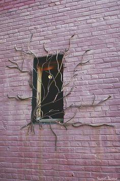 Huvitavad aknatrellid.