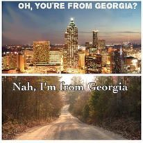 Georgia is not just Atlanta. Georgia Girls, Georgia On My Mind, Flowery Branch, St Simons Island, Southern Sayings, Best Part Of Me, Florida, Country Roads, Places