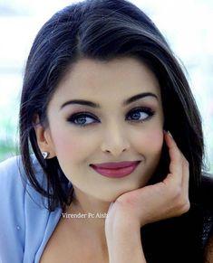 Aishwarya Rai Makeup, Actress Aishwarya Rai, Aishwarya Rai Bachchan, Bollywood Actress, Most Beautiful Indian Actress, Beautiful Actresses, Beauty Full Girl, Beauty Women, Bollywood Hairstyles