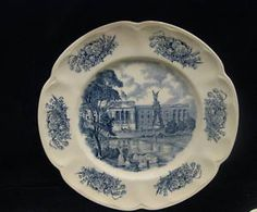 JOHNSON BROTHERS Royal Homes of Britain DINNER PLATE  $22