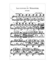 WOW! Clear Stamp Set-French Music