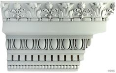 Decorators Supply is a historic manufacturer of ornate ceilings, ceiling medallions, crown mouldings, woodwork appliques and onlays and ornate wall panels Classic Architecture, Architecture Details, Home Decor Furniture, Painted Furniture, Crown Molding, Moldings, Ceiling Design, Ceiling Ideas, Marble Pillar