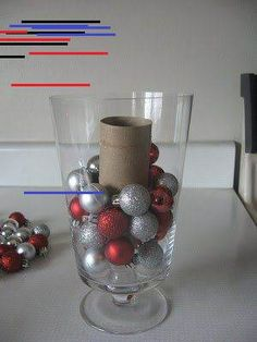 35 Stunning Christmas Table Centerpieces Best For Your Dining Room Decor Christmas Flower Arrangements, Christmas Table Centerpieces, Christmas Decorations, Christmas Hacks, All Things Christmas, Wrapping Paper Station, Appreciate Your Support, Diet Coke
