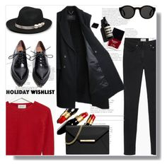 """""""My Mood Today"""" by lidia-solymosi ❤ liked on Polyvore featuring Acne Studios, Rachel Comey, Bebe, Jeffrey Campbell, Lemaire, Mykita, MICHAEL Michael Kors, Butter London and Garance Doré"""