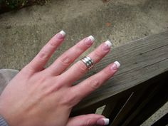 Vintage Sterling Silver Ring 925 Ladies Three by MyYiayiaHadThat, $15.00