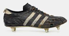 a history of adidas: classic football boots - designboom   architecture & design magazine