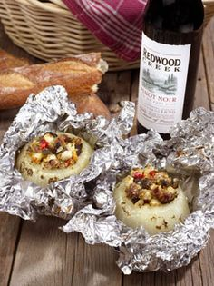 Award-Winning Stuffed Onion Recipe For Your Grill Or Campfire