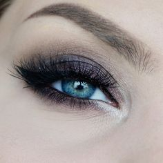Smokey eyes <3 #IsaDora #smokeyeyes #Makeup
