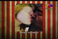 """Omega Y Su Amiguita """"Menor"""" De Santiago #Video"""