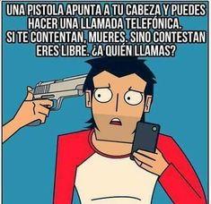 ¿A quién llamas tu? #memes #chistes #chistesmalos #imagenesgraciosas #humor www.megamemeces.c...