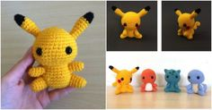 diy-crochet-pikachu-pokemon