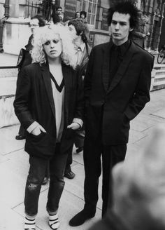 On October 12, 1978 a Hotel Chelsea bellboy discovered the body of Nancy Spungen, 20, on the floor of her Room 100 bathroom. She had been stabbed once in the abdomen. Spungen had been living at the Chelsea with her boyfriend, Sex Pistols bassist Sid Vicious. Vicious confessed to killing his girlfriend, then later changed his story. He was arrested, but released on bail. After a suicide attempt and rehab, Vicious died of a heroin overdose on February 2, 1979 before the case could go to trial.