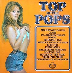 Unknown Artist - Solid Gold Parade Of Pops Sound Of Music, Pop Music, Pop Albums, Burning Love, Pochette Album, Pop Hits, Pop Rock, Lp Cover, Up Girl