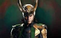 Tom Hiddleston - Loki by playmonster.deviantart.com on @deviantART