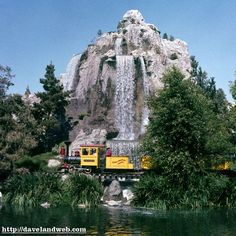 Mine Train and Cascade Peak 1960's