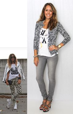 J's Everyday Fashion provides outfit ideas, budget fashion, shopping on a budget, personal style inspiration, and tips on what to wear. Spring Summer Fashion, Autumn Winter Fashion, Grey Pants Outfit, Js Everyday Fashion, Clothing Blogs, Budget Fashion, Work Wardrobe, Swimwear Fashion, Passion For Fashion