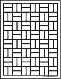 norcor brick coloring book pages - photo#9