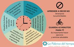 8 consejos para darle valor a tu #tiempo. #RRHH @fabricaDtiempo http://bit.ly/1UNyYHu