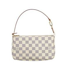 Sac a main Louis Vuitton Pochette Accessoires Toile Damier 138.50