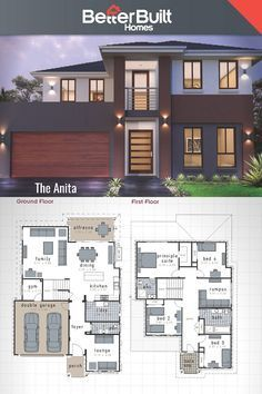 Plan 80840PM: Multi-Level Modern House Plan | Pinterest | Modern ...
