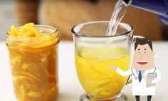 Elke morgen water, citroen en honing is een goede detox