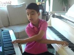 Episode 1: Ethan Play me a Song - Check this out - 2 Pianos - Ethan Bortnick - YouTube