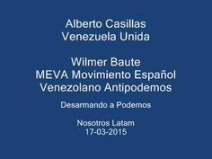 """Nosotros, LATAM. Programa Nro. 12. Desarmando a """"Podemos"""". 17-03-2014"""