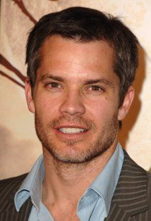 "Timothy Olyphant - ""Justified""  Love that show!"