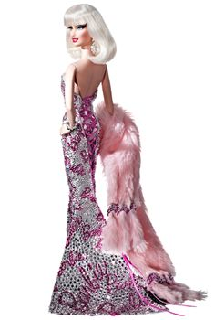 Barbie Collector 2015 | Blond Diamond Barbie Doll