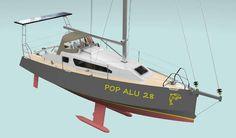 Yacht Design, Boat Navigation, Cool Boats, Boat Plans, Boat Building, News Design, Sailing, Sailboats, Sailing Boat