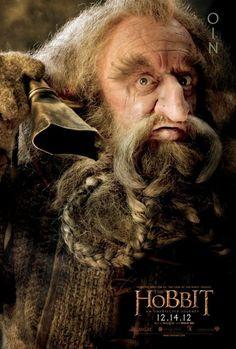 Pósters individuales de los personajes de The Hobbit: An Unexpected Journey #EvenproCines