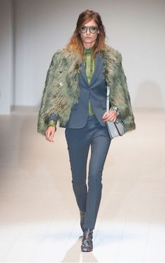 @roressclothes clothing ideas #women fashion Gucci Fall 2014 Runway Show