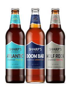 Sharp's Brewery — The Dieline - Branding & Packaging
