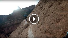 Watch: Nate Hills Rides the Infamous White Line | Singletracks Mountain Bike News