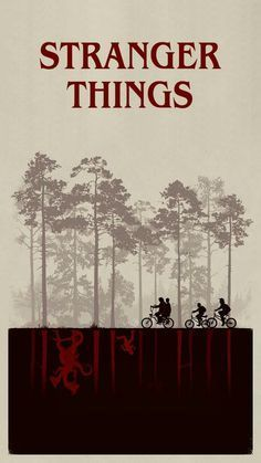 Stranger-Things-celular-wallpaper-6 17 Wallpapers para celular da Série Stranger Things do Netflix