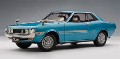 Have a Look at a Nice Toyota Celica 1600GT Diecast | automotive99.com