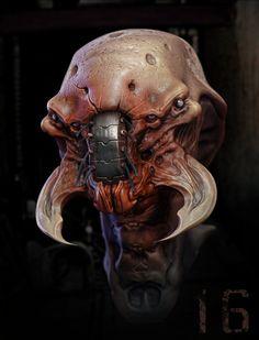 Realistic Ant Man 16, Nikolay Tsys on ArtStation at https://www.artstation.com/artwork/realistic-ant-man-16