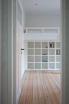 Het Atelier - Interieur (Hooglede, West-Vlaanderen) | project: RECOLLETTENSTRAAT