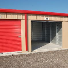 Prime Steel Buildings: Mini warehouse, self storage buildings Self Storage, Built In Storage, Stock Box, Storage Buildings, Steel Buildings, Warehouses, Home Studio, Building Ideas, Pool Designs