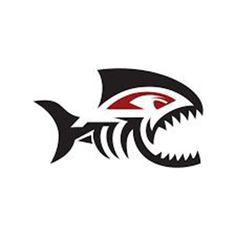 Graphisches Design, Logo Design, Fish Logo, Skeleton Art, Original Tattoos, Native American Design, Wow Art, Scroll Saw Patterns, Technical Drawing