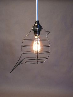 Hey, I found this really awesome Etsy listing at https://www.etsy.com/listing/193063651/bird-cage-pendant-plug-in-light-with-12