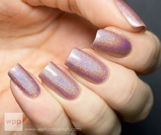 I Love Nail Polish (ILNP) Pixie Dust, gotta find this somewhere! Def must have!