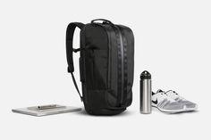 d7440d489a6 Duffel Pack - Black — Aer   Modern gym bags, travel backpacks and laptop  backpacks designed for city travel