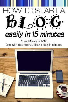 How to Start a Wordpess Blog: Step by Step for Beginners (2017) » Big Oak Internet Marketing