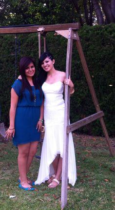 En la boda civil