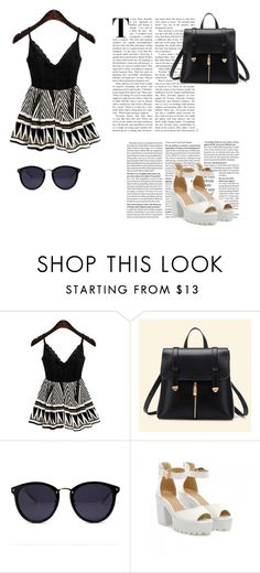 """""""Yesstyle"""" by ladysephve on Polyvore featuring moda, BeiBaoBao y JY Shoes"""