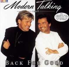 "This Modern Talking reunion album finds Dieter Bohlen and Thomas Anders back together as Modern Talking on 18 tracks, including the singles ""You're My Heart, You're My Soul,"" ""Cheri Cheri Lady,"" and """